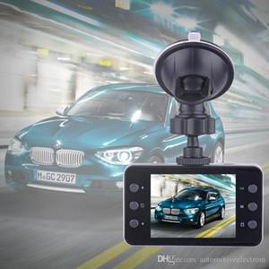Mini 2.4 pulgadas portátil coche DVR Dash Cam registrador de la conducción H.264 G-sensor de HD 1080P de Orignal del video del vehículo Grabadores videocámara