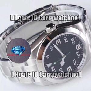 altura qualiry relógio mecânico automático dos homens, 116900-71200.Air King, 2813 movimento, 316 fina esporte watch.40 mm de steel.Men