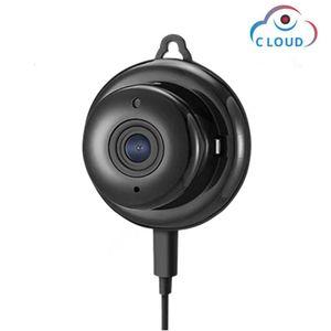 1080P Wireless Mini WiFi Camera Cloud Storage Home Security Camera IP CCTV Surveillance IR Night Vision Motion Detect Baby Monitor P2P