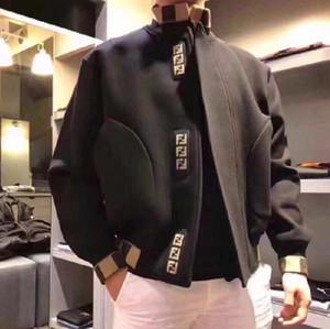 ceketler Erkek Modası Avrupa Amerika'nın ceketler paragrafta Desinger Erkek ceket kış beyzbol üniforma üniversite ceket ff yünlü sonbahar kaşmir