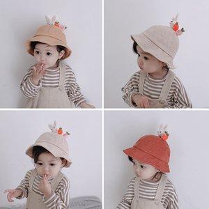 Kız Çocuk şapka Bahar Ve Sonbahar Festivali, El Yapımı Küçük Hat, Dairesel Karikatür Hat, Çocuk balıkçı Keçe
