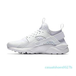 32019 Homens Huarache I sapatas Running Shoes Homens Mulheres Esportes Triplo Preto Branco Huraches ouro Mulheres Outdoor instrutor Sneakers c27 luxo