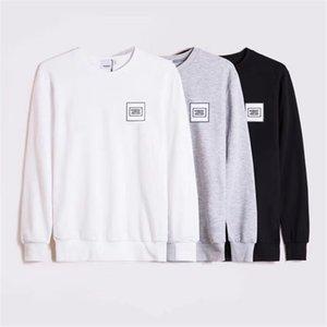 da camisola homens encapuzados de homens roupas masculinas Ladies Designer Hoodie High Street Imprimir moletom inverno camisola Sweater