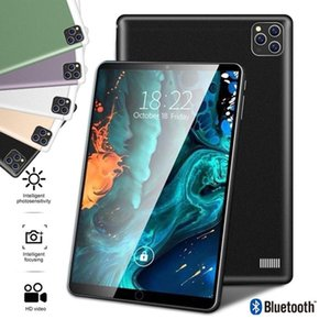 2020 original a estrenar de 10.1 pulgadas 6g 128gb + Tablet Android 9.0 Google Play 4G LTE Teléfono Wifi Wifi Bluetooth GPS de la tableta