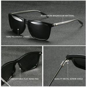 Caso RAYKILLER piazza esterna con UV400 lenti a specchio Occhiali da sole donne per la guida Mens polarizzati Ufvrg