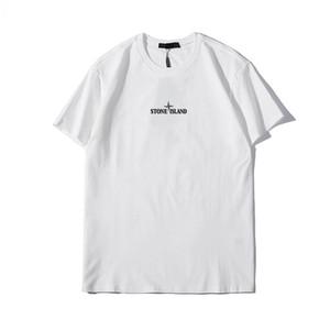 Hommes T-shirt New Mode Hommes Femmes 3D Imprimer T-shirt d'été Styliste T-shirts à manches courtes T-shirts Taille S-XXXL pierre zz8île