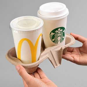 TCY1043 Coffee cup saucer goods in stock Corrugated cup holder Suitable for cups 5.5-7 cm in diameter