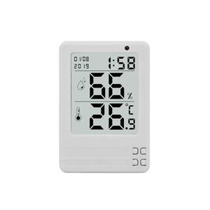 다기능 디지털 시계 LED 대형 스크린 디스플레이는 시간의 기능과 날짜 알람 시계 실내 온도계 습도계를 가지고