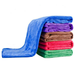 Car Toalha de lavagem Sólidos Car Lavagem toalhas de microfibra de limpeza lavagem de carro toalha de lavagem absorvente pano de limpeza de carros Ferramentas BWD815