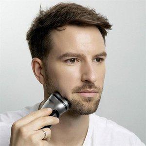 Enchen Pierre Noire Blocage 3D Rasoir électrique Smart Control Protection rasoir pour les hommes cadeau Rasoirs électriques de Xiaomi youpin F6aX #
