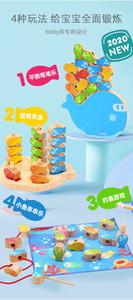 24 Set / caja Niños Niño Niña Pesca Traje juguete magnético de juegos de agua Juguetes para bebés de juguete de modelo caliente Circular