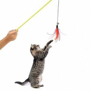 Yeni Kedi Tease Ve Çubuk Tease Kedi Tüyler Kedi Çubuk Bir sopa T4H0238 hxLT # Make Tüyler Malzemeleri