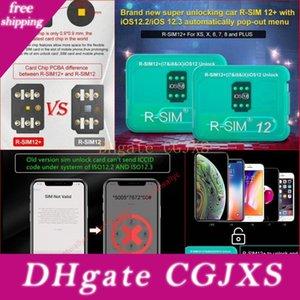 Brand New Оригинал RSIM 12 Последние версии R -SIM 12 Разблокировка карты для всех Iphone Ios 12 +0,3 Авто -Unlocking 4g Lte Us Jp