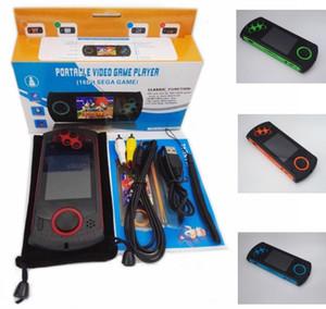 Cgjxs MD16 8Gmemory simülatörü 3.0 inç oyun konsolları Güncelleme SEGA el PVP PXP FC Sega oyun Destek NES / MD / GBA Oyunu TV çıkışı D konsolları
