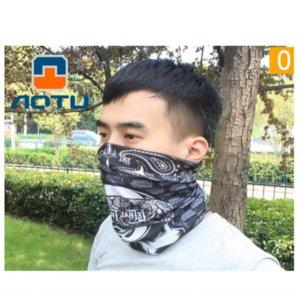 X5p4B concave-convexe protection UV extérieur modifiable sans soudure foulard multifonctionnel headscarfmulti style option AT8721-Concave conve