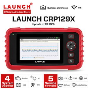 LAUNCH X431 CRP129X OBD2 Car Scanner OBD 2 Diagnostic Scanner Automotive Diagnostic Scan Tool Auto Diagnost PK LAUNCH CRP129