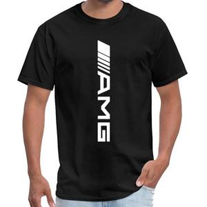 Logo d'epoca Mercedes Benz Amg verticale Car Racing T t Camicia sceriffo maschio femmina sceriffo maglietta grandi dimensioni s ~ 5xL naturale
