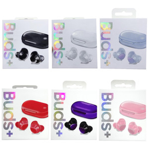 New Arrival Buds+ TWS Brand Logo Mini Bluetooth Headphone Headset Twins Earphone Wireless Ear Buds Stereo In Ear With Charging Socket