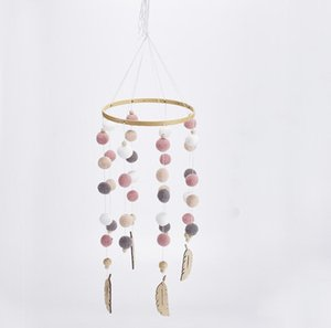 colorful wind chime indoor outdoor decoration aeolian bells