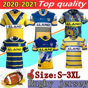 2020 Yeni Parramatta Yels Anzak Hatıra Sürümü Rugby Jersey 19 20 21 PARRAMATTA YEŞİLTERE Forması Gömlek Avustralya