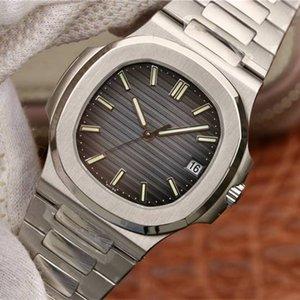 PATEK PHILIPPE 9 Art Art und Weise Qualitäts GMT Uhr Classic 40mm PP Nautilus 5711 / 1A 010 Transparent Herren Mechanische Automatik Herren Herren Watc BkDH #