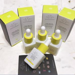 Горячая продажа Skincare Drunk Elephant Virgin Marula Luxury Масло для лица 100% нерафинированное 15мл DHL освобождает перевозку груза