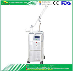 10600nm 40W RF CO2 Fractional Laser Machine for Epidermis Resurfacing Wrinkle Reduction Vaginal Tightening Acne Scar Treatment