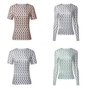 Los nuevos Mens DesignerT y camisas de moda para mujer para hombre de manga corta de verano BrandTshirts camisetas del deporte LuxuryTees O Cuello Camisa corriente # 513