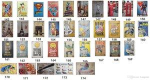 Cartoon SuperHero Batman Chic Home Bar Vintage Métal Signes Décoration intérieure Vintage Pub signes Tin Carft Plaques décoratives en métal