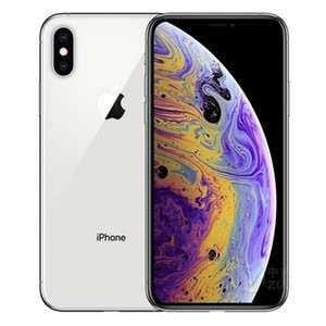 Refurbished Original Apple iPhone XS 5.8 inch iOS A12 Hexa Core 4GB RAM 64 256 512GB ROM 12MP Unlocked 4G LTE Smart Mobile Cell Phone