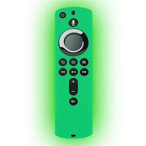 Silicone Case For Amazon Fire TV Stick 4K TV 5.6 Inch Remote Control Protective Cover Skin Shell Protector Send By DHL