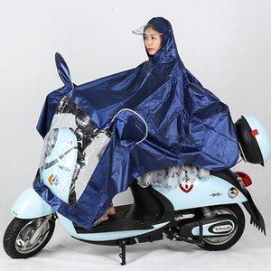rfP5W jacquard singolo impermeabile ispessito Moto panno impermeabile del panno di Oxford poncho elettrica Oxford pubblicità
