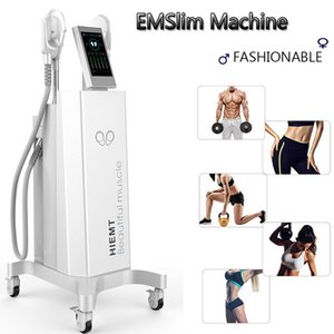 Newest EMSlim HI-EMT Stimulate Muscles equipment ems shape slimming machine Buttocks Liting DHL Ship Free CE