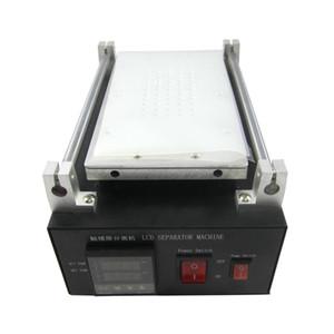7 pulgadas incorporado en la bomba de vacío LCD de pantalla táctil Separador máquina de la reparación para la reparación de iphone Samsung de teléfono móvil de reparación de cristal