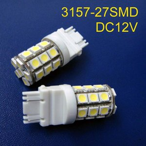 High quality,12V 3157 Car Brake lights,3157 Tail Light,3157 Auto Rear Lights,T25 Car Bulb,3157 Led light,free shipping 100pc lot