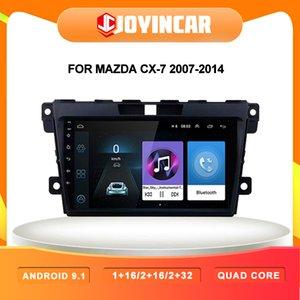 """9"""" HD 2 гам Android 9.1 Автомобильный радиоприемник для Cx-7 CX7 CX 7 2007 2008 2009 2010 2011 2012 2013 2014 Автомобильный мультимедийный плеер GPS Navi"""