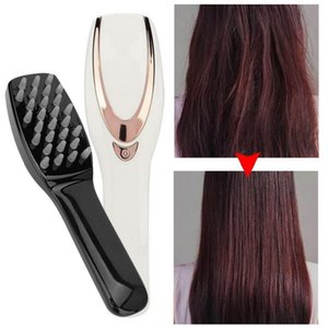 Laser Electric Wireless Infrared Ray Growth Laser Anti Hair Loss Hair Growth Care Vibration Head Massage Comb Massager