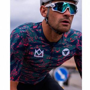 SİYAH KOYUN BİSİKLET LTD WORLDS İTALYA Yağ boyama tarzı DÖNGÜSÜ takım ciclismo ropa hombre Kısa kollu bisiklet forması Bib şortları 9uYP #
