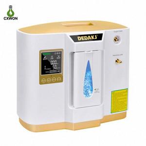 Ossigeno CE della FDA di fabbrica Generator Prezzo 1-6L regolabile ossigeno Home Medicale Regolatore Concentrator con atomizzazione telecomando 6wkX #