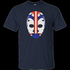 Grant Fuhr Retro Masque de gardien de hockey Edmonton Gretzky Alberta Casual Cool Fierté T-shirt unisexe hommes Nouveau mode T-shirt