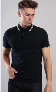 Men Casual T Shirts England 100% Cotton London Brit Clothes Short Sleeve UK Polo Shirt Tees Solid T-Shirt Tees White Black Navy Blue