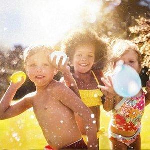 متعة بالون المياه كرة الماء لعبة طفل متعة اللعب في الهواء الطلق شاطئ اللعب السباحة ملء السهل بالماء