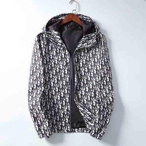 2020 mens chaquetas diseñadores de letras de lujo ropa de impresión de material encapuchado de camisas manga larga de las mujeres de los hombres etiqueta de la etiqueta real de Nueva