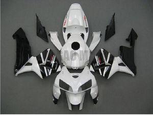 Gifts bodykits ABS white black Fairings for CBR600RR 2005 2006 F5 CBR 600 RR CBR 600RR 05 06 motorcycle bodywork kit Injection mold