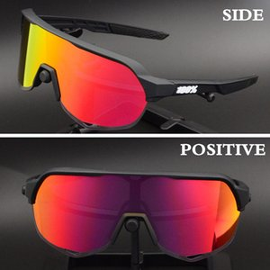 100 Outdoor Sports Mountain Bike Bicycle Motorcycle Men's and Women's Dustproof Eye Protection Goggles Cycling Glasses