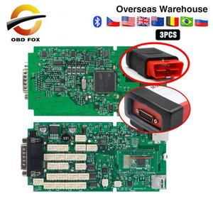 Single Green PCB new super cdp tcs pro bluetooth 2020R1 Keygen multidiag pr for car truck diagnostic tool 2020 hot 3pcs lot