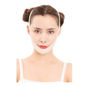 AMZZ t05 pressure bandage v-face mask after line carving plastic elastic head cover Facial Plastic Surgery Thin face lifting certified