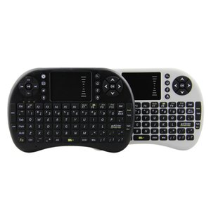 i8 Mini Wireless Keyboard Fly Air TV Mouse Remote Control with Russian English Layout for Laptop Tablet Android Smart TV Box