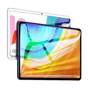 """Factory Direct Sales New Super Glass Google Support 10 inch android 9.0 2.5D TP IPS Screen Phone Call WiFi GPS Tablet 10 10.1"""""""