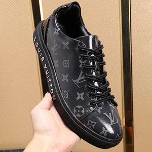 Moda Erkekler Menşei Kutu Satış Zapatos De Hombre ile Casual Luxury Casual Kaliteli Erkek Footwears Athletic Moda Tipi Erkek Shoes